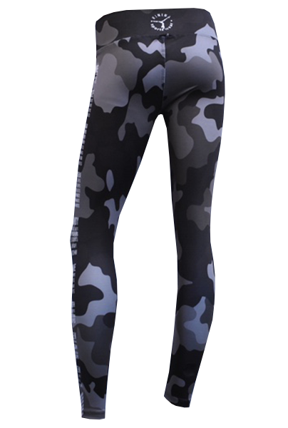 camo soldier back