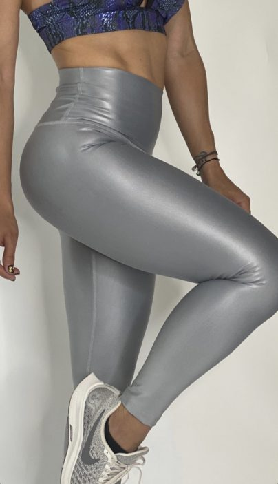SILVER GLOSSY SIDE