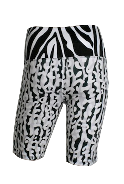 BICKER MIX ZEBRA back
